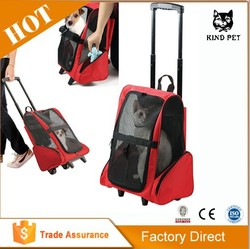 Soft-sided Outdoor Travel Backpack for Pet