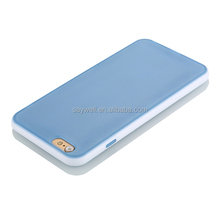 2015 Newest design back cover tpu case for iphone6