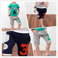 Wholesale Boutique Clothing China Cotton Fabric Children Cycling Shorts