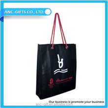 2015 The latest development of the non woven fabric factory customized shopping bags