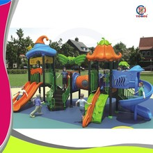 2015 Yidong new style kids outdoor playground with special design and nice looking