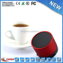 2016 Cheapest Mini Bluetooth Speaker with Led Light , Hot Hot Hot Mini Portable Bluetooth Speaker Alibaba Gold Member 7 Years