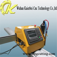 high precision china made cheap portable cnc cutting machines for flame or plasma KCM1520