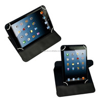 360 degree rotate leather case for 7 inch 8 inch tablet pc