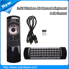 Infrared Remote Controller Keyboard With USB Interface Receiver