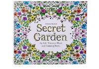 Whosale Secret Garden English version Coloring Book For Children and Adult Relieve Stress
