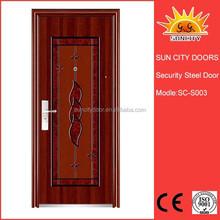 Modern Home Design decorative exterior indian iron doors SC-S003