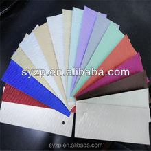 Impreso en relieve papel de aluminio papel para embalaje de regalo