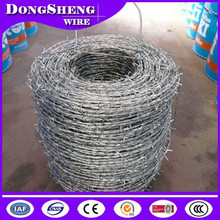 galvanized barbed wire made in china on sale 2015 by factory