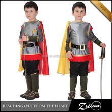 Vendas direto da fábrica Halloween heróico roma guerreiro terno bonito desempenho príncipe traje Samurai