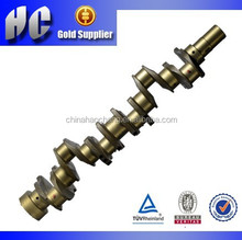 For Nissan forged steel crankshaft PF6