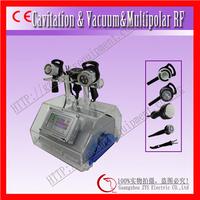 Hot Ultrasonic Cavitation RF Body Slim Vaccum Massage Machine Fat Dissolve