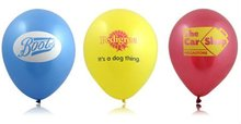 """Printed Promotional Balloons - 10"""" Balloons"""