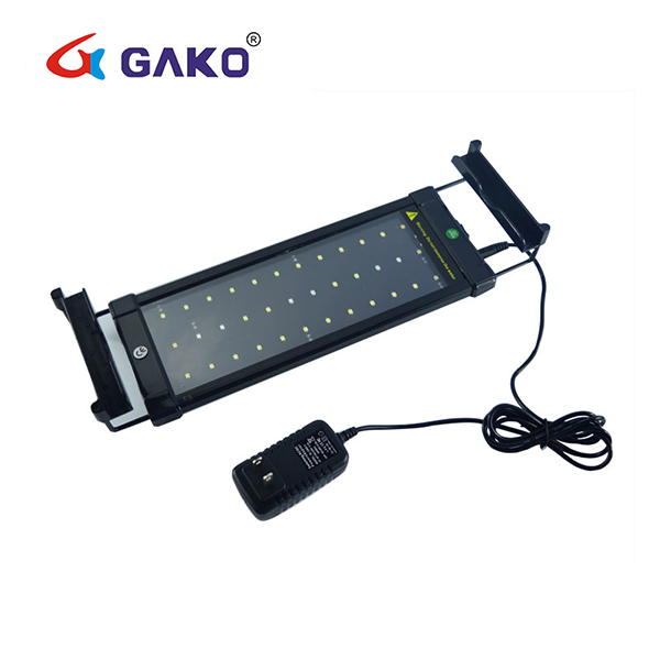 Profesyonel LED Akvaryum Işık Ünitesi Sucul bitkiler Akvaryum Sunrise ZJL-40