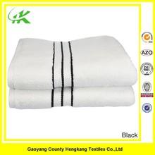Dobby Wholesale 100% Cotton Plain Fingertip Towels For Bathroom