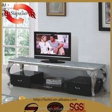 luxury marble top tv stand foshan