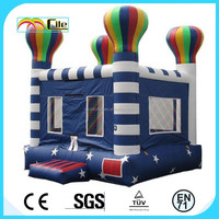 CILE Festival Balloon Decoration Castle Inflatable for Domestic and City Centre
