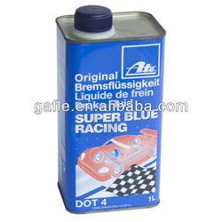 SUPER BRAKE OIL dot 3 brake fluid dot3&dot4 in can package