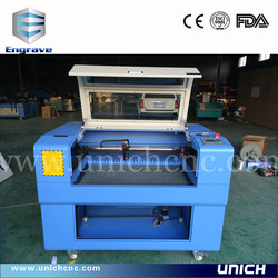 Unich top quality laser engraving machine1610/mini co2 laser1300x900mm/acrylic laser cutting machines price