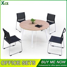 Hot selling round meeting table round conference table