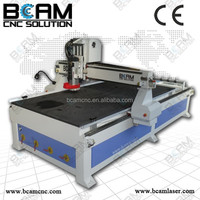 Top class service ,auto matic 3d wood carving cnc router BCM1325C