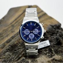 Shenzhen OEM manufacturer provides metal strap wrist watch