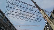 Prefab steel structure office, storage building,workshop truss