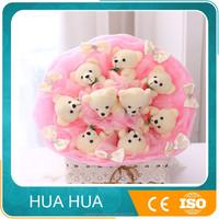 wholesales plush toy bouquet