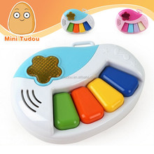 Popular piano keyboard instrument music educational toy for kids MT801033