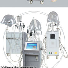 2015 best water oxygen o2 injection supplier oxygen skin care equipment OEM pure oxygen beuaty machine