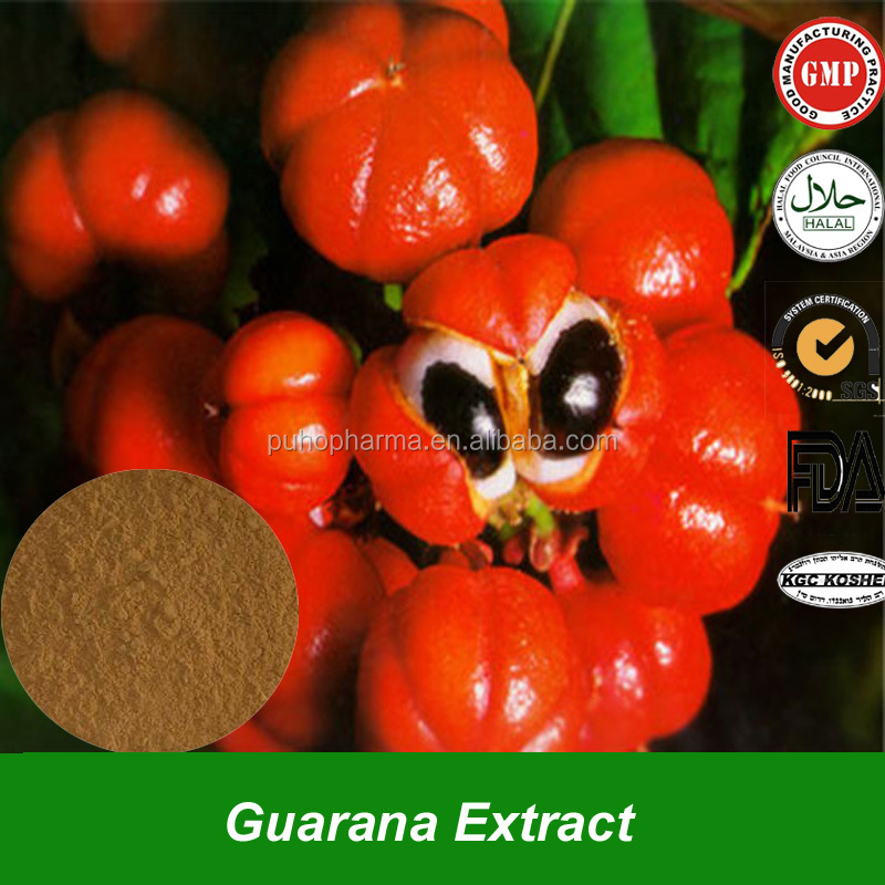 What is guarana good for