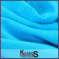 cotton knitted fabric tube