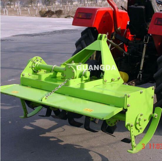 Tractor Tiller Product : Guangda tractor mounted pto rotary tiller cultivator buy