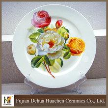Pratos de cerâmica para sublimação