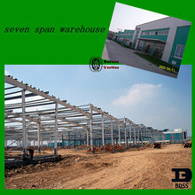 BV certification metal building materials warehouse