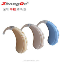 2015 best selling products in digital hearing amplifier aid