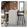 High Quality 26-inch Swivel Metal Counter Stool/ Bar Chair For Night Club