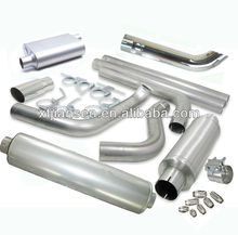 Truck Muffler For Mack, International, Freightliner, Kenworth, Western Star