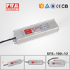 waterproof constant voltage led driver 100w 12V,100w meanwell new design power supply