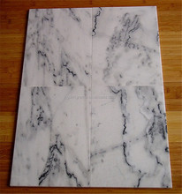 2015 cheap marble tile price, marble stone,guangxi white marble