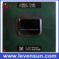 Intel Core2 Duo mobile CPU Processor T7600