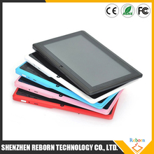 Bulk Wholesale Android Tablet 7 Inch Allwinner A33 1024*600 8GB ROM Android Tablet PC