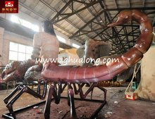 3M high movie star statue-The Scorpion King
