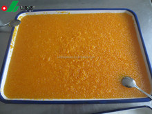 Certificated Factory supply qualitied canned food canned orange sacs