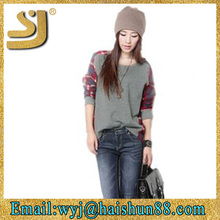 latest blouse design pictures grey crop tops,blouse of long sleeve
