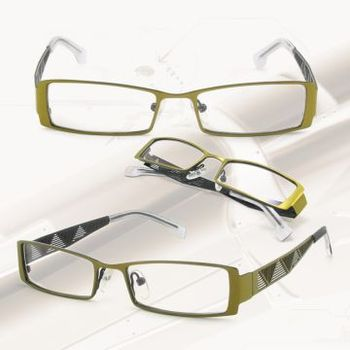 From your description, you just hope a pair of eyeglasses that won't correct your vision. We usually call such eyeglasses as Plano glasses, Fake glasses or eyeglasses with non prescription lenses etc. The eyeglasses are filled with lenses that make it look Regular nichapie.ml, the eyeglasses won't affect your vision.