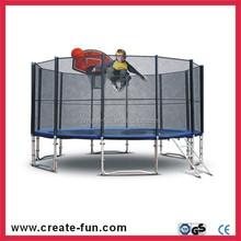 CreateFun 13ft(3.96cm) Premium Children's Spring Trampoline Bed For The Home