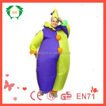 HS Various style carnival costume inflatable,inflatable cow costume,inflatable halloween costumes for adults