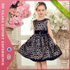 2015 Lace Flower Party Wedding Birthday Baby Girls Dresses,Candy Colors Princess Girl Dress Spring Summer