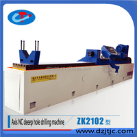 ZK2102 model deep hole cylinder boring machine and tools